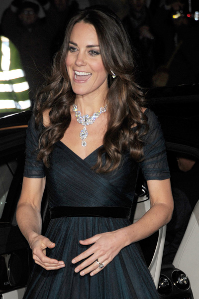Kate Middleton's necklace