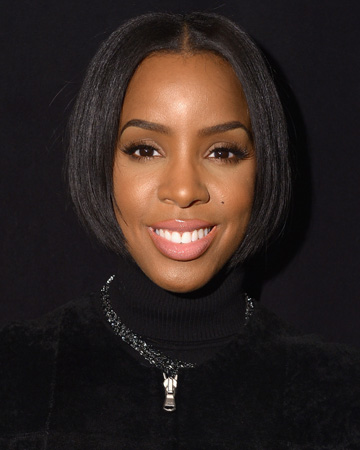 Kelly Rowland Chops Her Hair And Talks Wedding Style
