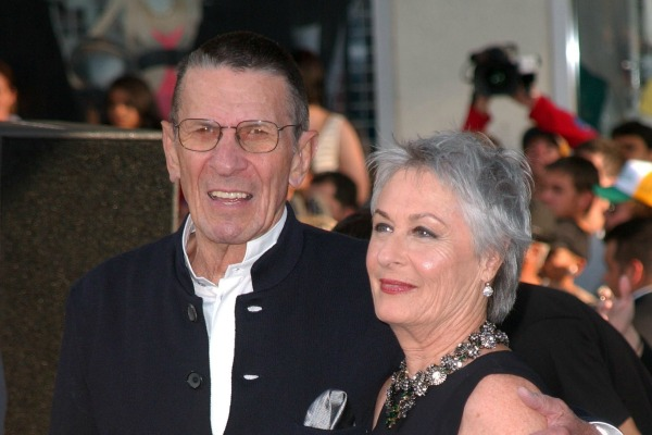 Nimoy issues a warning