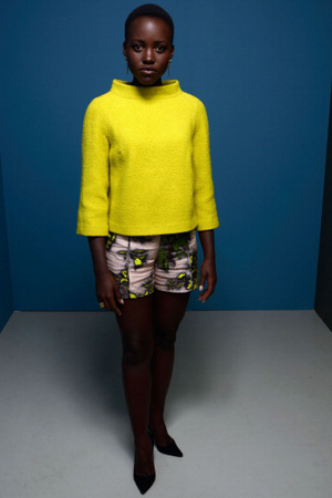 Lupita Nyong'o at the Toronto Film Festival