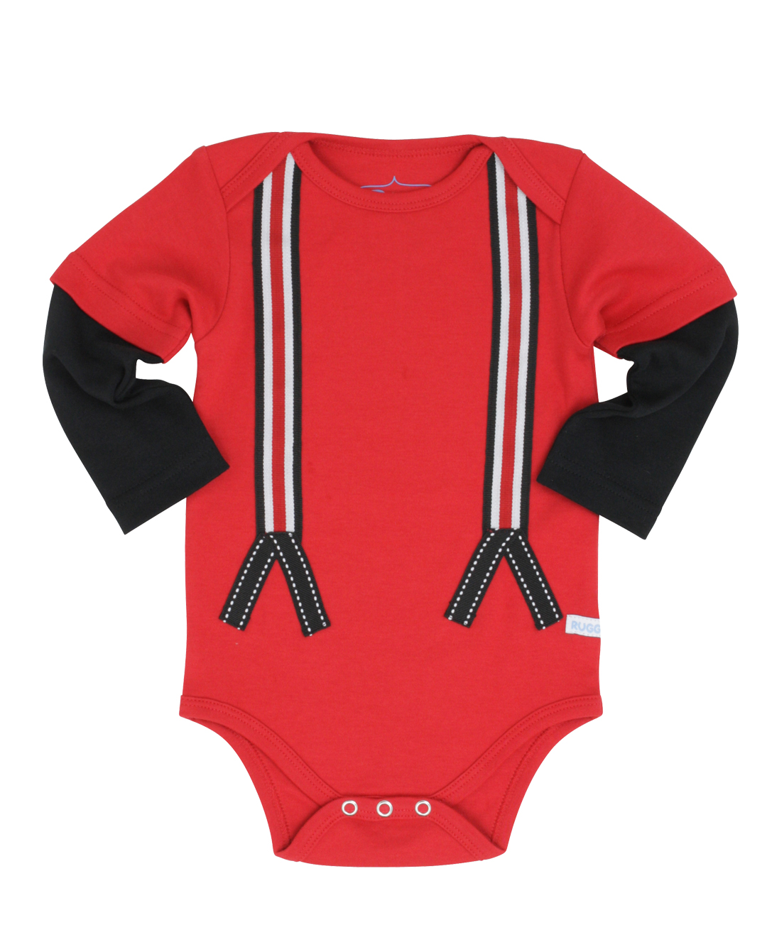 Valentine's outfit for baby boy