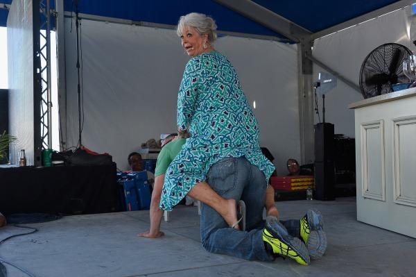 Paula Deen's comeback