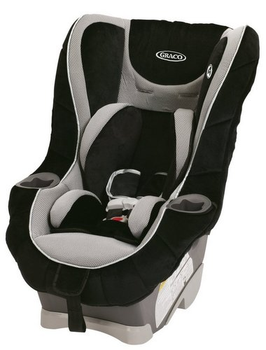 Recalled Graco car seat