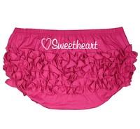 RuffleButts Sweetheart Bloomer