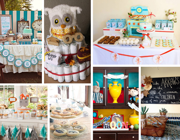 Boys baby shower ideas | SheKnows.com