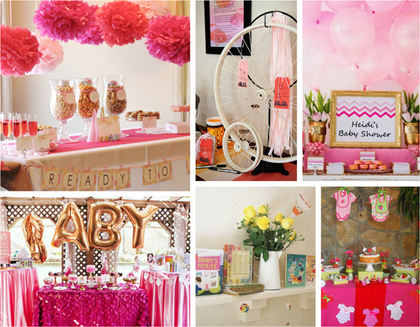 Girls baby shower ideas | SheKnows.com