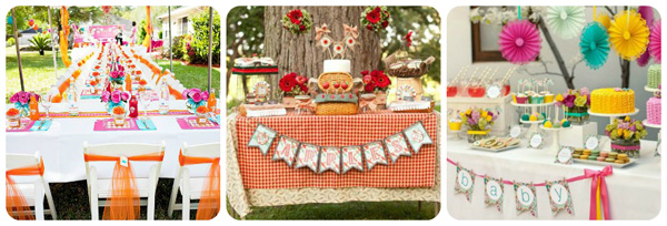 Girls baby shower ideas