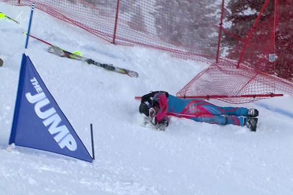Sochi Olympics injuries