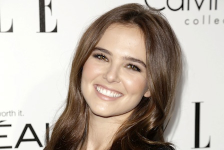 Zoey Deutch is one to watch