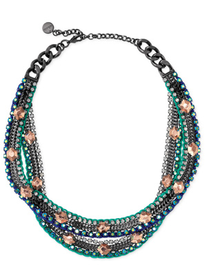 Tamera Mowry's necklace - Stella and Dot