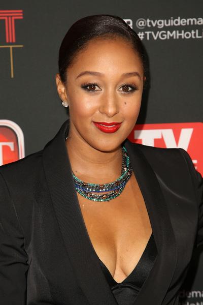 Tamera Mowry necklace