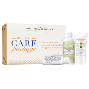 VMV Hypoallergenics Seasonal Care Package for Psoriasis