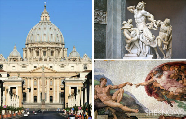 Vatican Wonders Tour with Overome