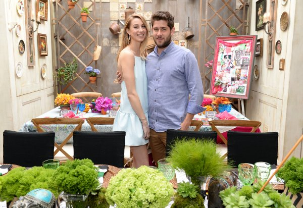 entertainment whitney port shares photos unique wedding dress story