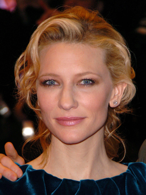 Cate Blanchett in 2005