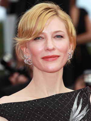 Cate Blanchett in 2010