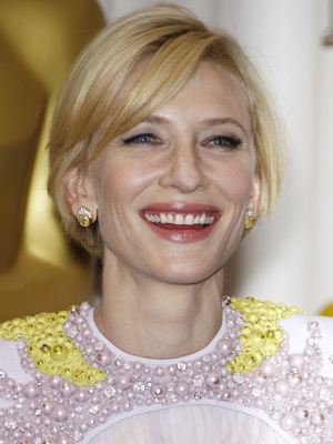 Cate Blanchett in 2011