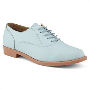 Shelley's London Kedieng Oxford Flats (macys.com, $80)