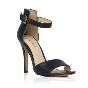 Shoemint Bovary Ankle Strap Heel (shoemint.com, $90)