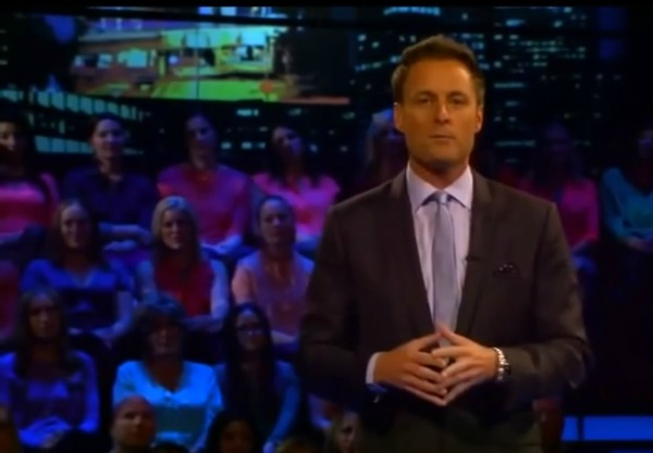 Chris Harrison The Bachelor