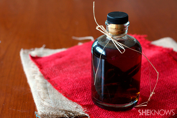 Use vanilla extract to make the house smell good