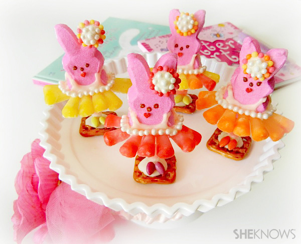 Ballerina Peeps treats | SheKnows.com