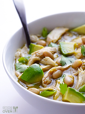 White chicken chili | Sheknows.com