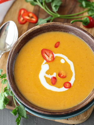 Thai Pumpkin Soup | Sheknows.com