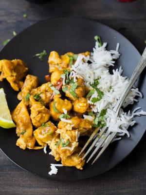 Spicy Yogurt Chicken   Sheknows.com