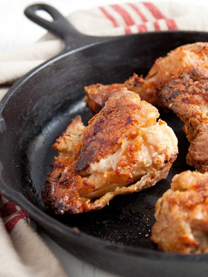 Sweet Tea Oven-Fried Chicken | Sheknows.com