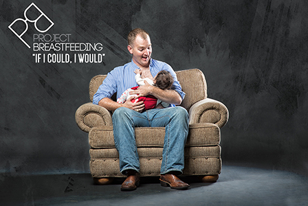 Dad's breastfeeding | Sheknows.com