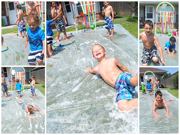 DIY Slip and Slide game | Sheknows.com