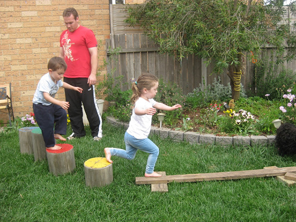 Obstacle course game | Sheknows.com