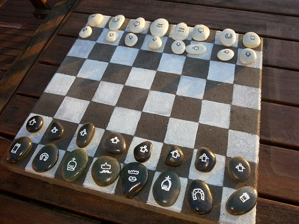 Rock checkers game | Sheknows.com