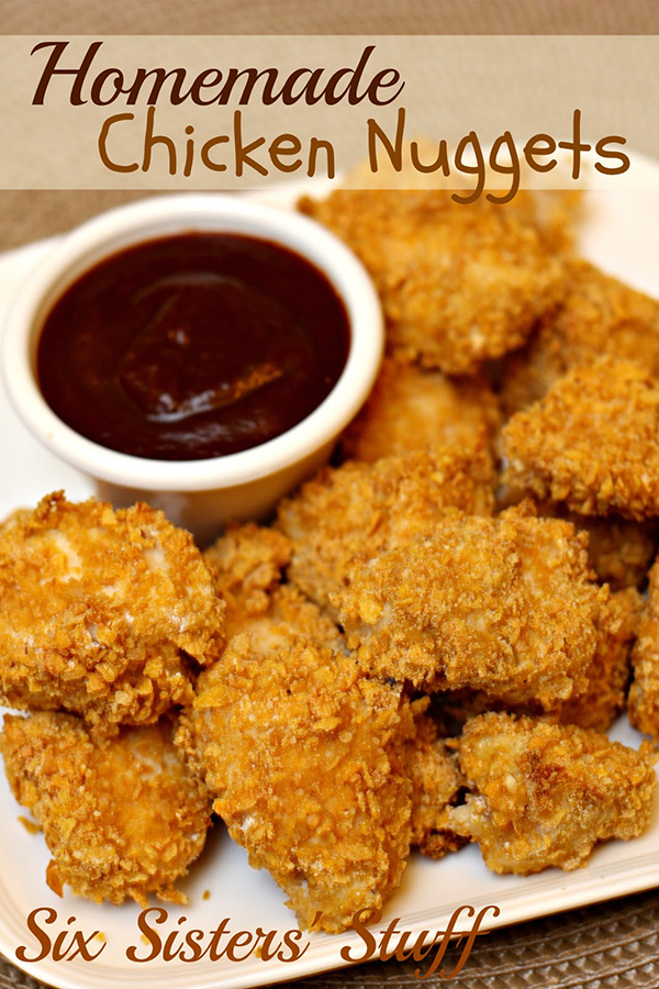 Homemade chicken nuggets | Sheknows.com