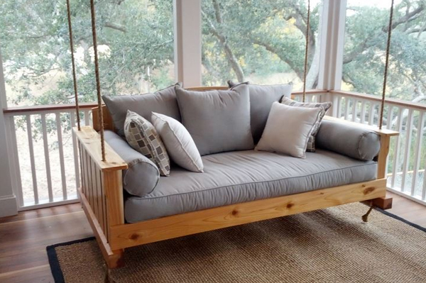 10 sofas you can actually put on your front porch. Black Bedroom Furniture Sets. Home Design Ideas