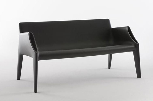 Sleek: Philippe Starck modern sofa | Sheknows.com