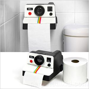Polaroid TP Dispenser | Sheknows.com