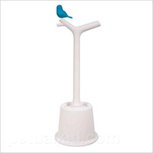Birdie toilet brush | Sheknows.com