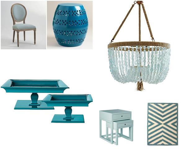 Blue color scheme | Sheknows.com