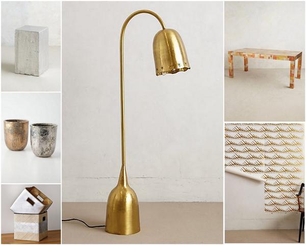 Metallics color scheme | Sheknows.com