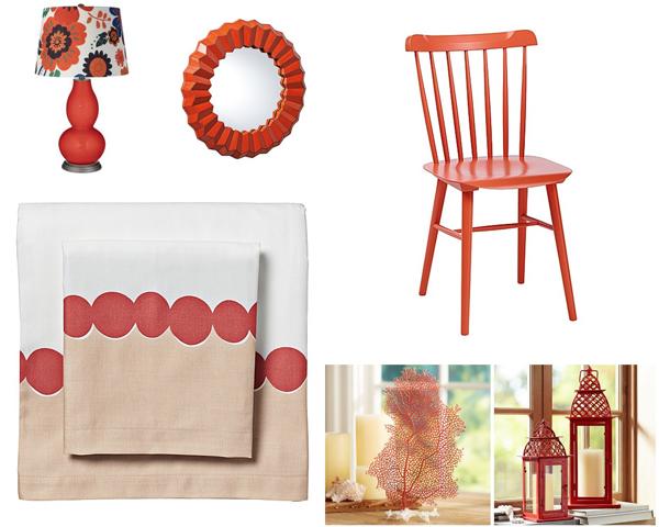 Red-orange color scheme | Sheknows.com