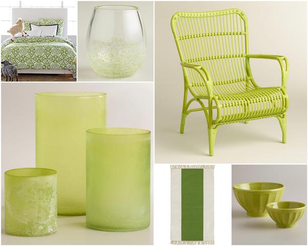 Spring green color scheme | Sheknows.com