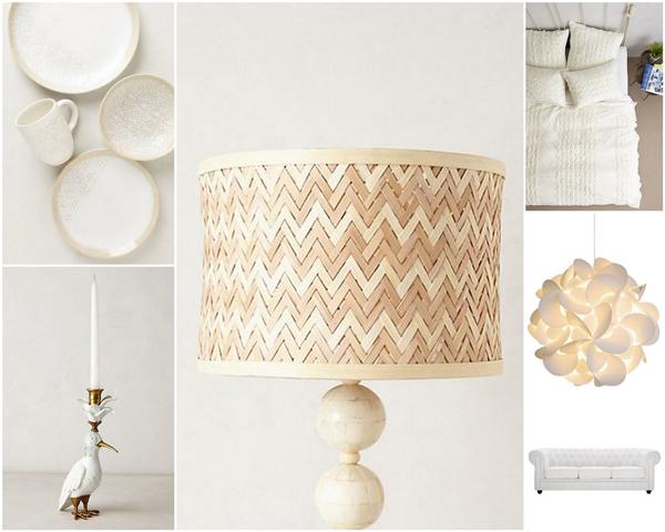 White color scheme | Sheknows.com