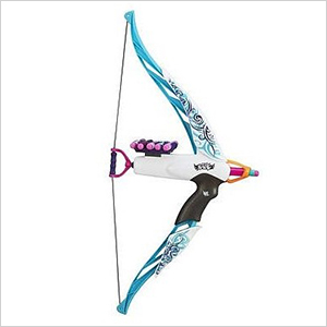 Nerf Rebelle Heartbreaker Bow and Arrow | Sheknows.com
