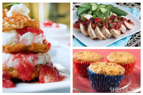 Rhubarb recipes | Sheknows.com