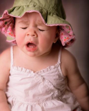 Baby sneezing | PregnancyAndBaby.com
