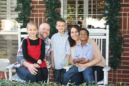 Transracial adoption Challenges