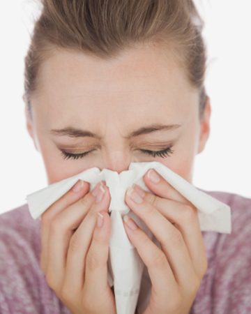 Sneezes, Coughs, and Rashes