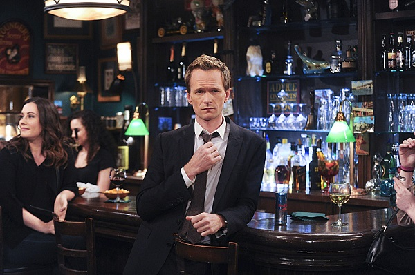 How I Met your mother finale photo